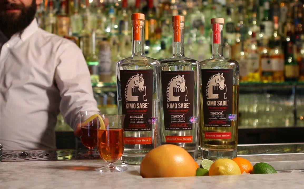 Brands like Kimo Sabe are helping to modernise and premiumise mezcal. © Kimo Sabe