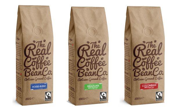 Sustainable brew: The Real Coffee Bean Co. unveiled