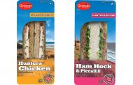 Ginsters launches limited edition sandwich varieties