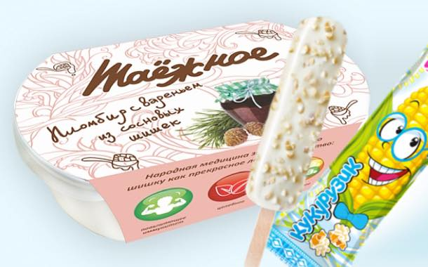 New trends from Russia: novel and experience-led ice creams