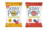 SkinnyPop Popcorn introduces flavours made with real cheese