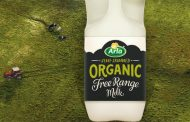 Arla rebrands its organic milk to highlight free-range credentials