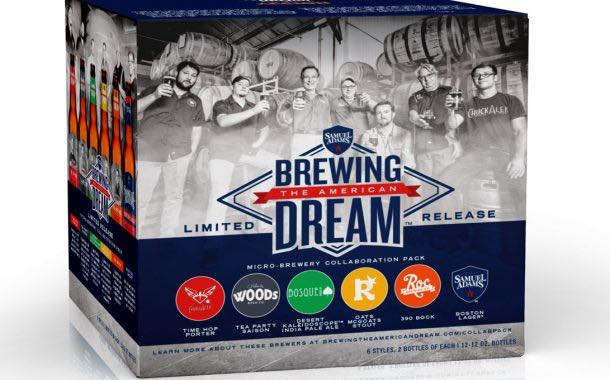 Samuel Adams celebrates craft initiative with collaborative packs