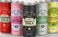 New look for botanical brewer Fentimans with slim 250ml cans