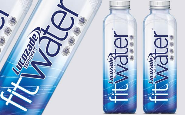 Lucozade Sport joins functional water trend with Fitwater
