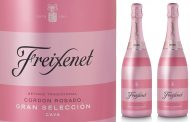 Freixenet toasts to 'millennial pink' with limited-edition bottles