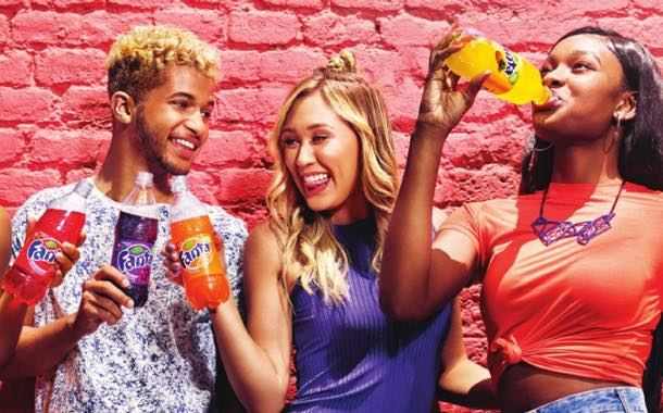 New Fanta push encourages consumers to try more flavours