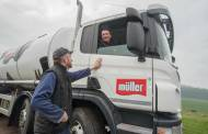 Müller pledges support for UK dairy farmers with new initiative