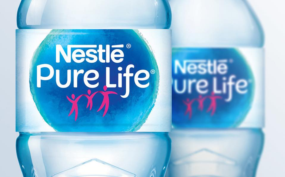 Nestle's water woes