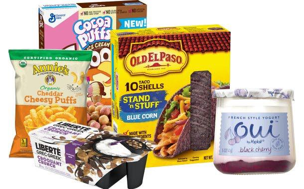 General Mills' latest innovations 'focus on taste and simplicity'