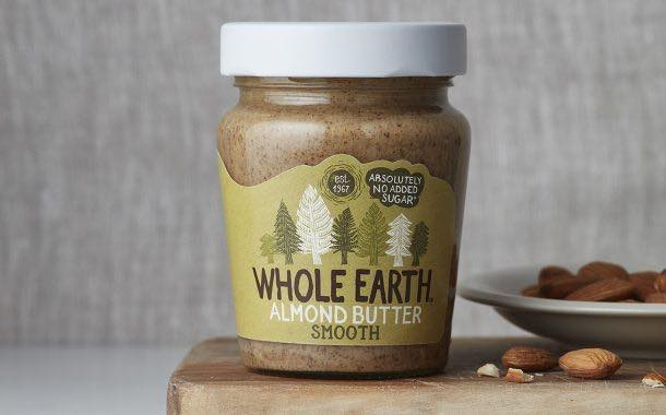 Whole Earth boosts its spread portfolio with new almond butter