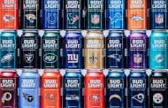 Bud Light launches NFL-themed packaging ahead of new season