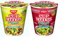Cup Noodles rolls out new ramen range with added vegetables