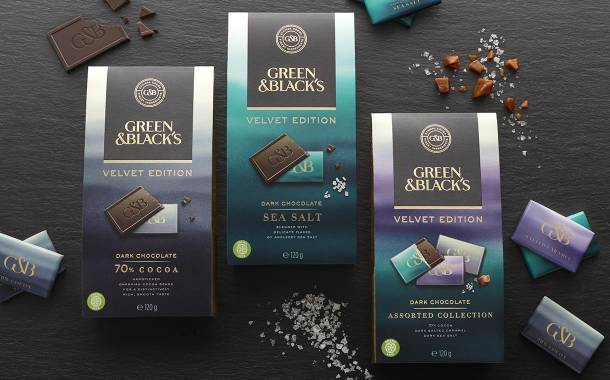 Green & Black's rolls out new range with 'less intense' taste