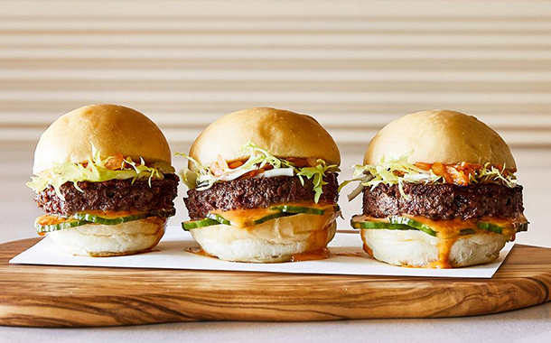 Impossible Foods secures $75m of funding for meatless burgers