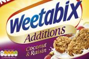 Weetabix adds fruit to cereals to target healthy breakfasting