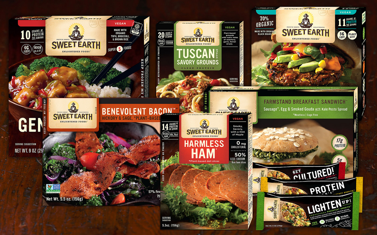 Nestle to Buy Sweet Earth Foods, California Maker of Plant-Based Foods